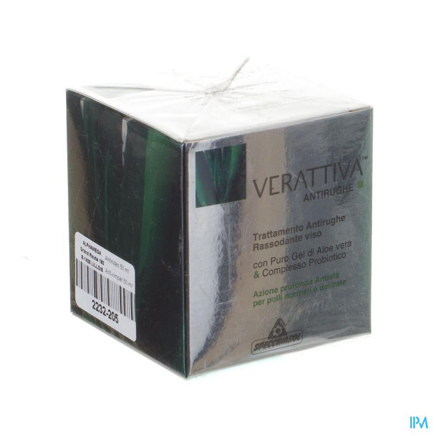 Verattiva Anti Rimpel Gelaat Verstevigend 50ml