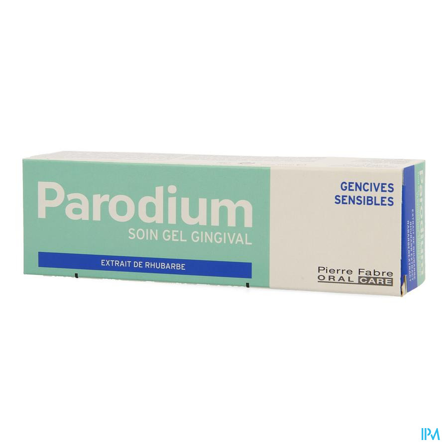 Parodium Gel Gingival Nf V6 S/parabenes 50ml