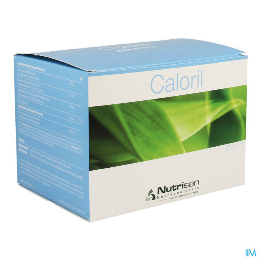 Caloril 270 V-caps  Nutrisan
