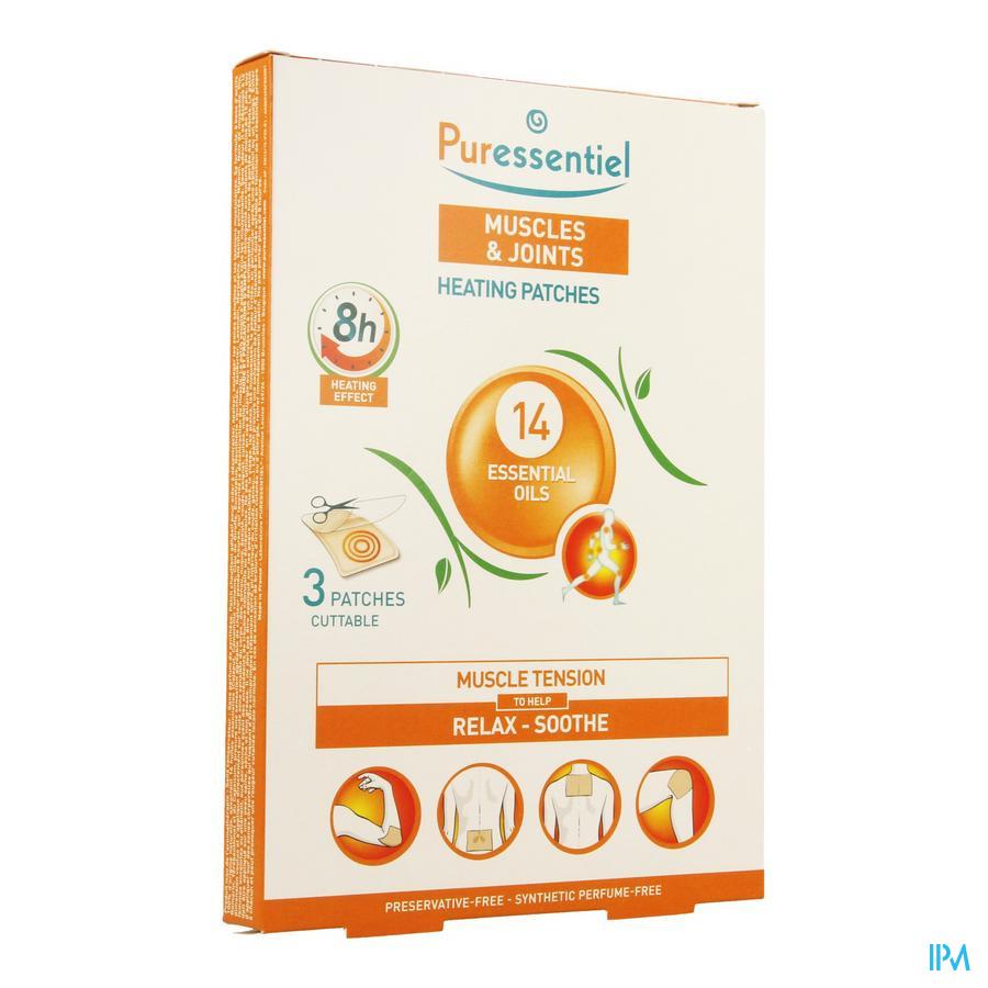 Puressentiel Gewrichten Patch Met 14 Ess Olie 1