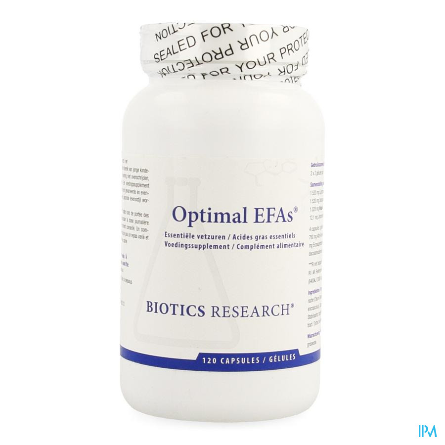 Optimal Efas Caps 120