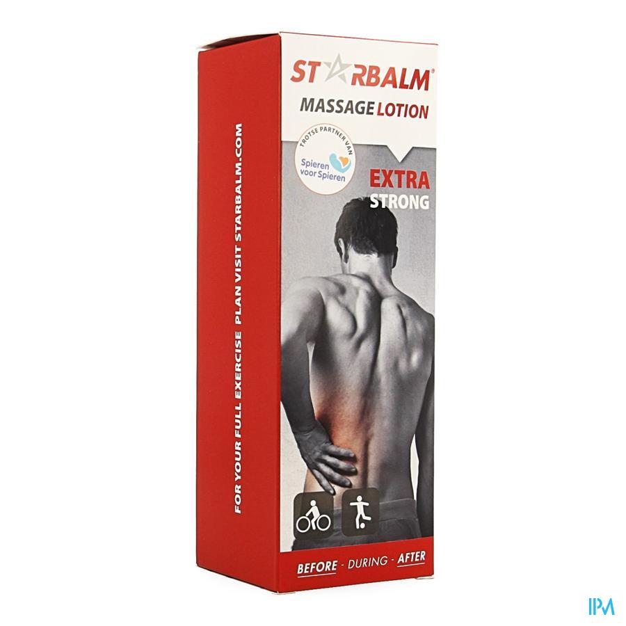 Star Balm Massage Lotion 200ml