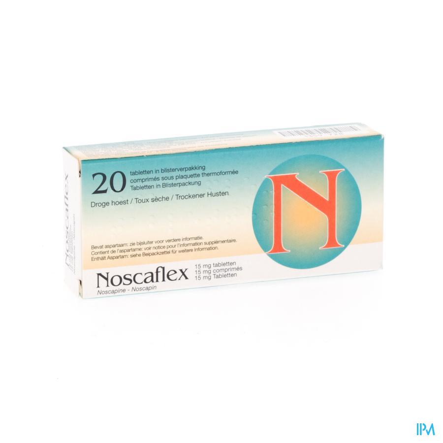 Noscaflex Tabletten 20