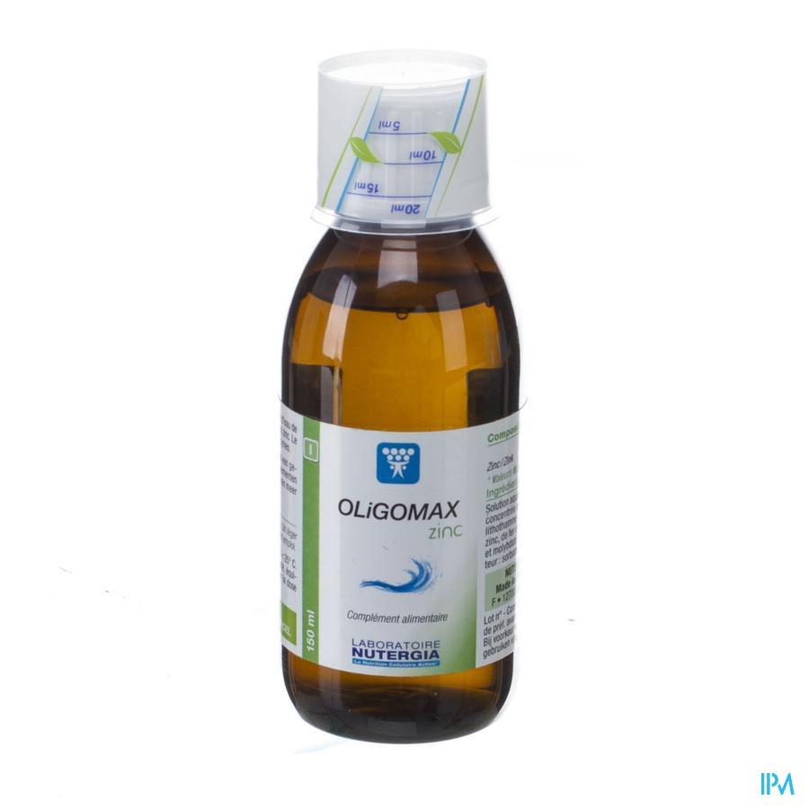 Oligomax Zinc 150ml