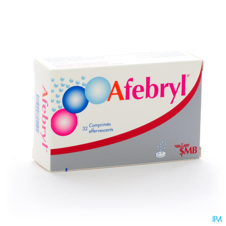 Afebryl 2 X 16 Comp. Eff.
