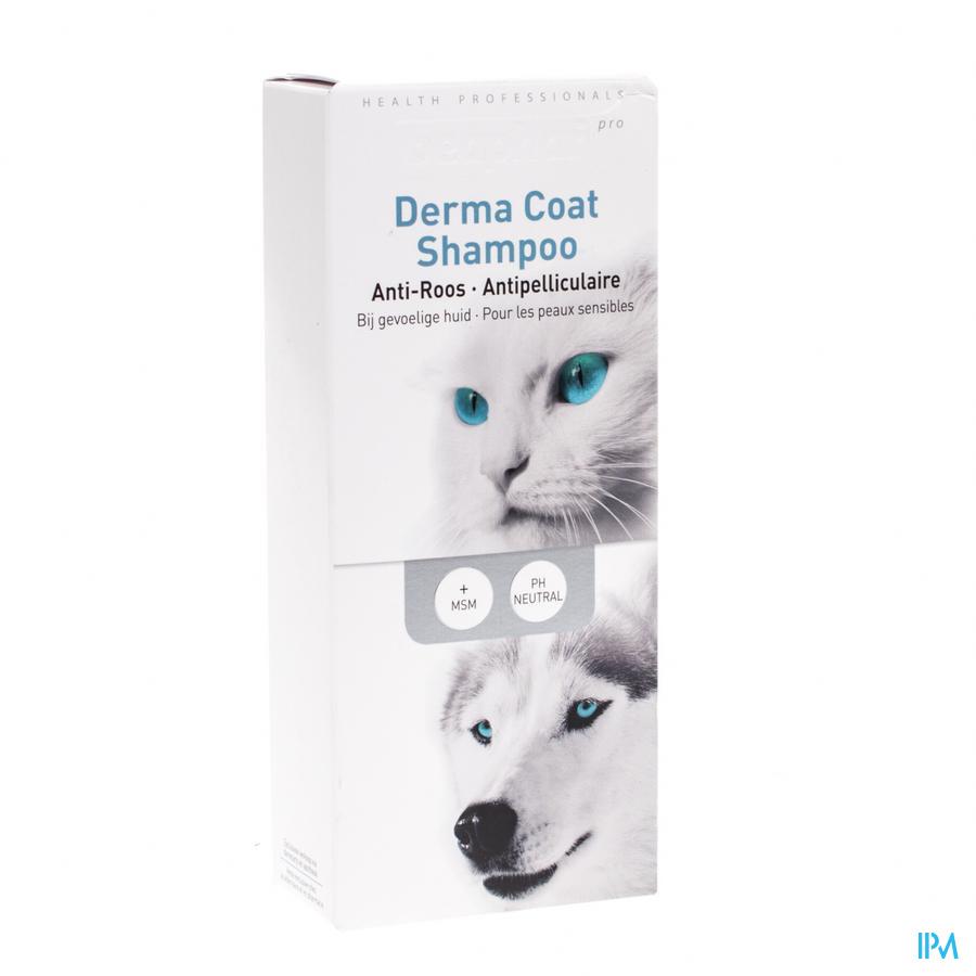 Beaphar Pro Dermacoat Shampoo Anti-pell. 200ml