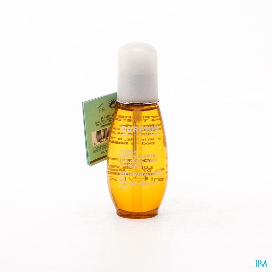 Darphin Revitalizing Oil Gelaat-lichaam-haar 50ml