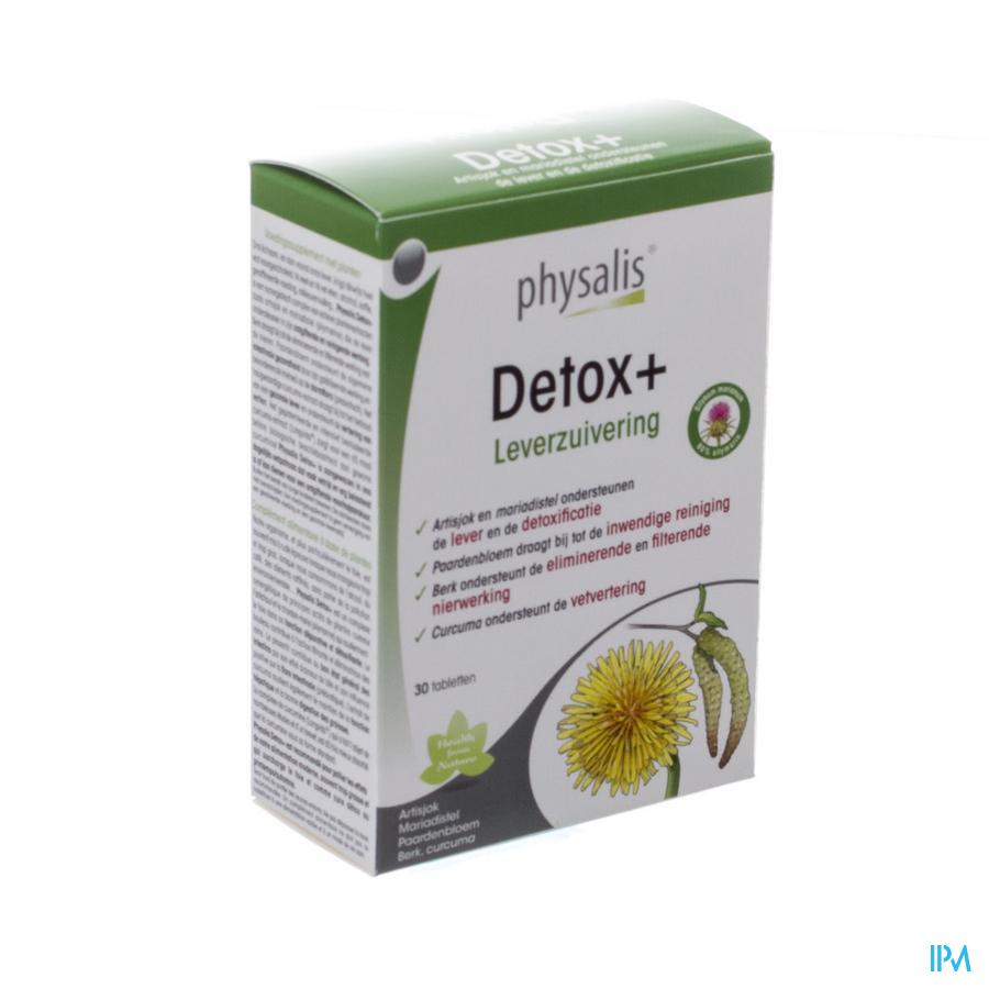 Physalis Detox + Tabletten 30