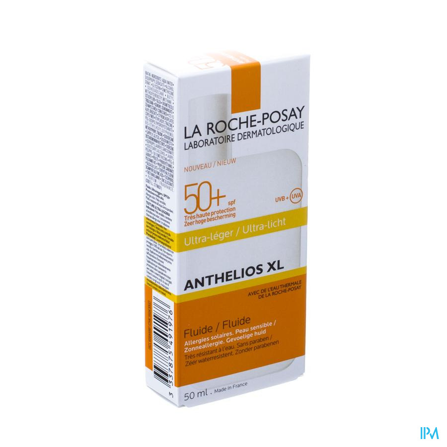 La Roche Posay Anthelios Fluide Extreme Spf50+ Ap 50ml