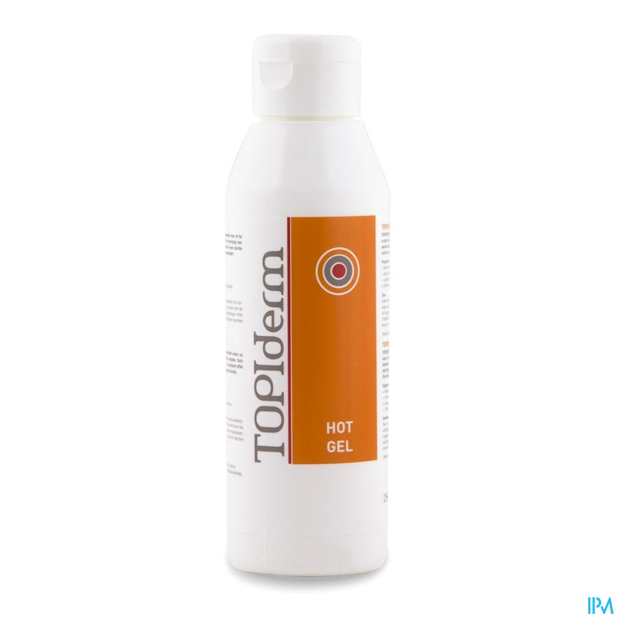 Topiderm Hot Gel 250ml