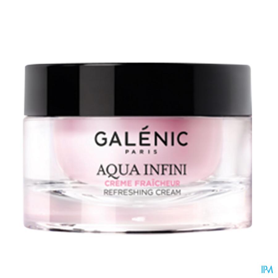 Galenic Aqua Infini Creme Fraicheur Ps Pot 50ml