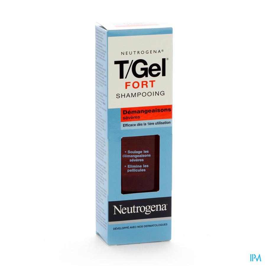 NEUTROGENA T GEL STERKE SH 125ML