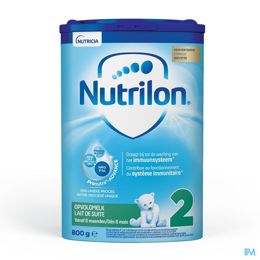 Nutrilon 2 Pdr 800g