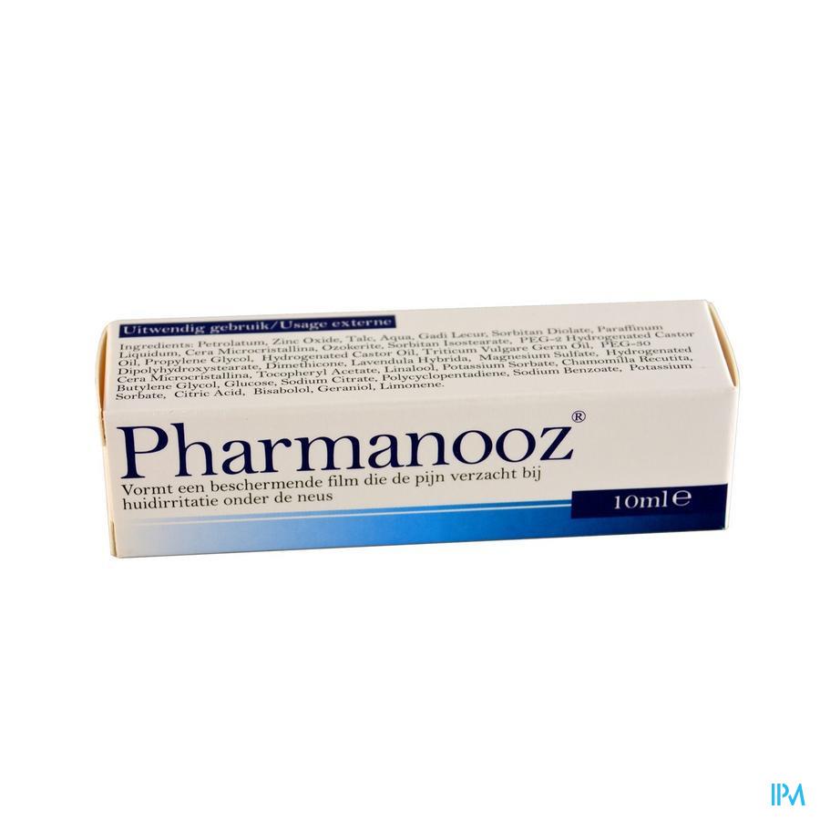 Pharmanooz Pate Tube 10 ml  -  I.D. Phar