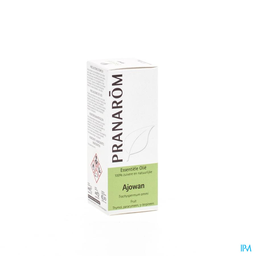 Ajowan Fruit Hle Ess 10ml Pranarom