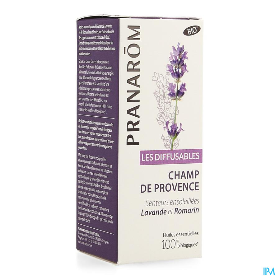 Les Diffusables Champ De Provence Mel. Diff. 30ml