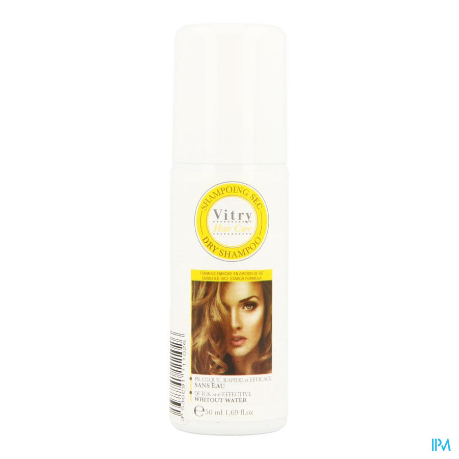 Vitry Sh Sec Sans Eau Aerosol 50ml