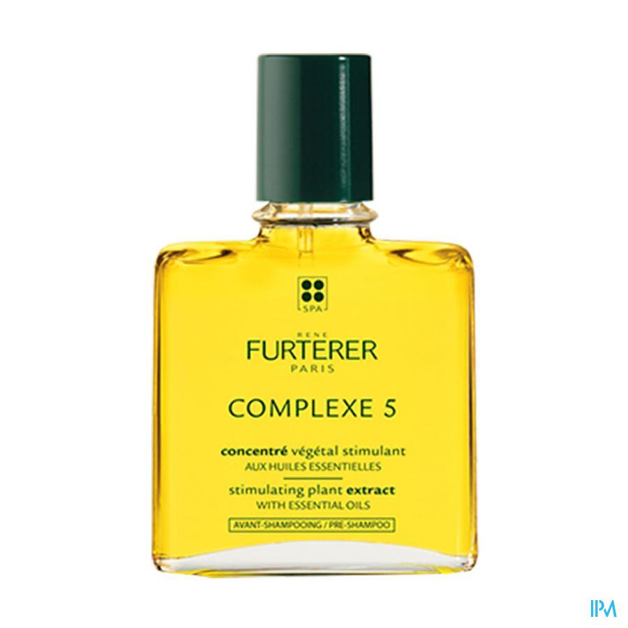 Furterer Complexe 5 Conc.regen. Hle50ml Cfr3878865