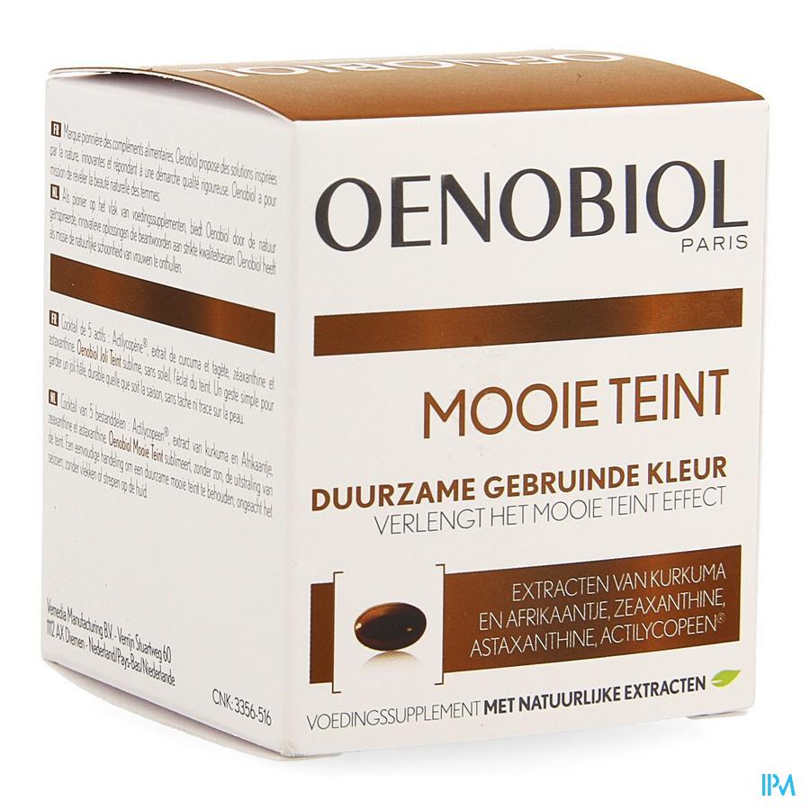 Oenobiol Mooie Teint Caps 30