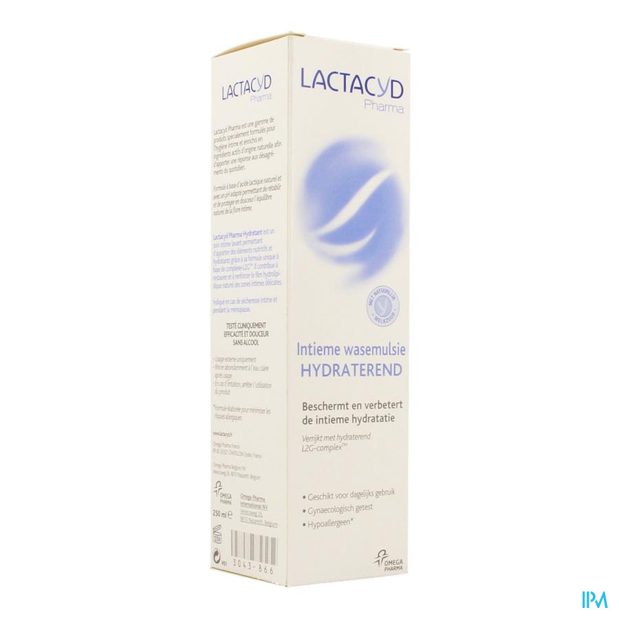 Lactacyd Pharma Hydra 250 ml