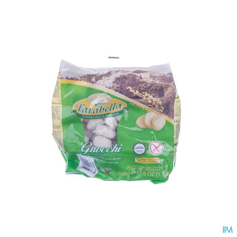 Farabella Gnocchi Aardappel Glutenvrij 500g 5702