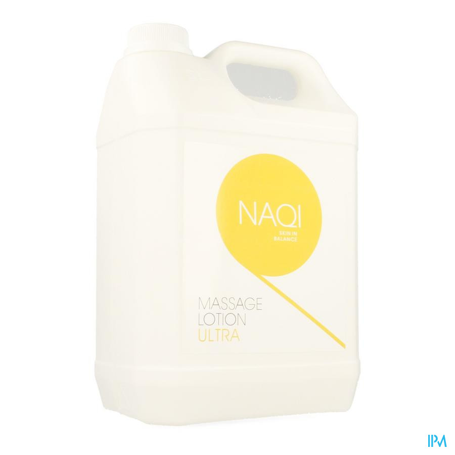 NAQI Massage Lotion Ultra 5L