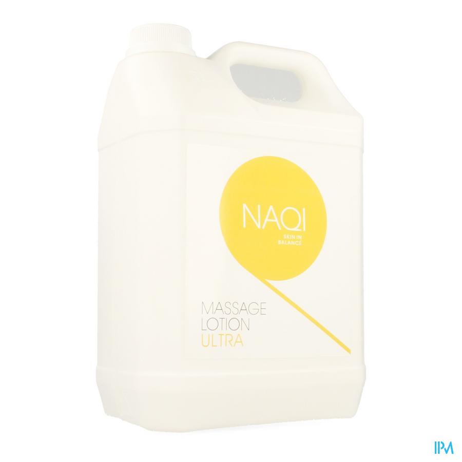 NAQI Massage Lotion Ultra 5L