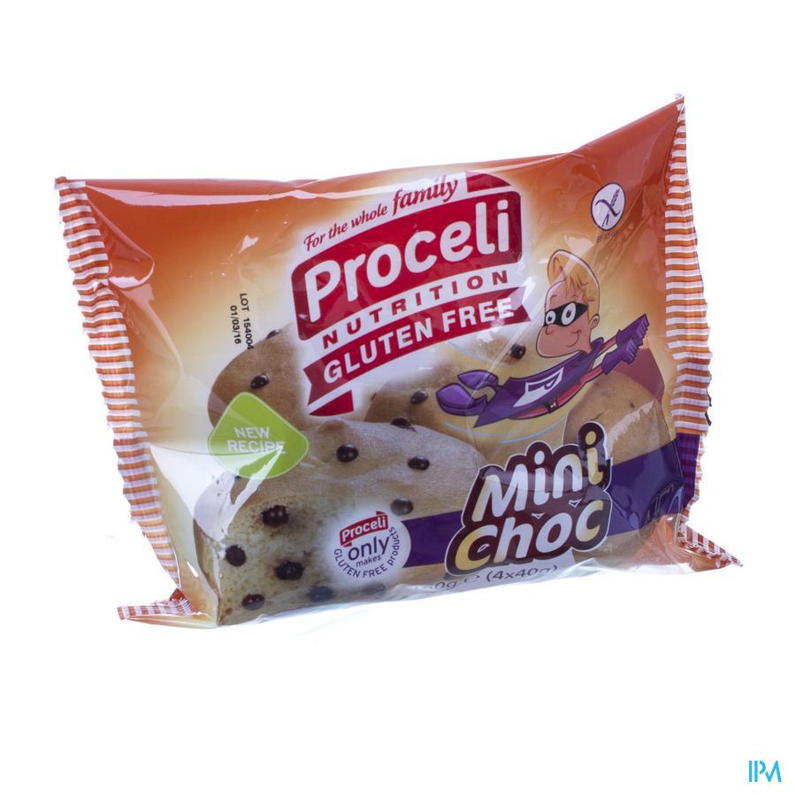 Proceli Mini Choc Rte 4 (160g) 4237