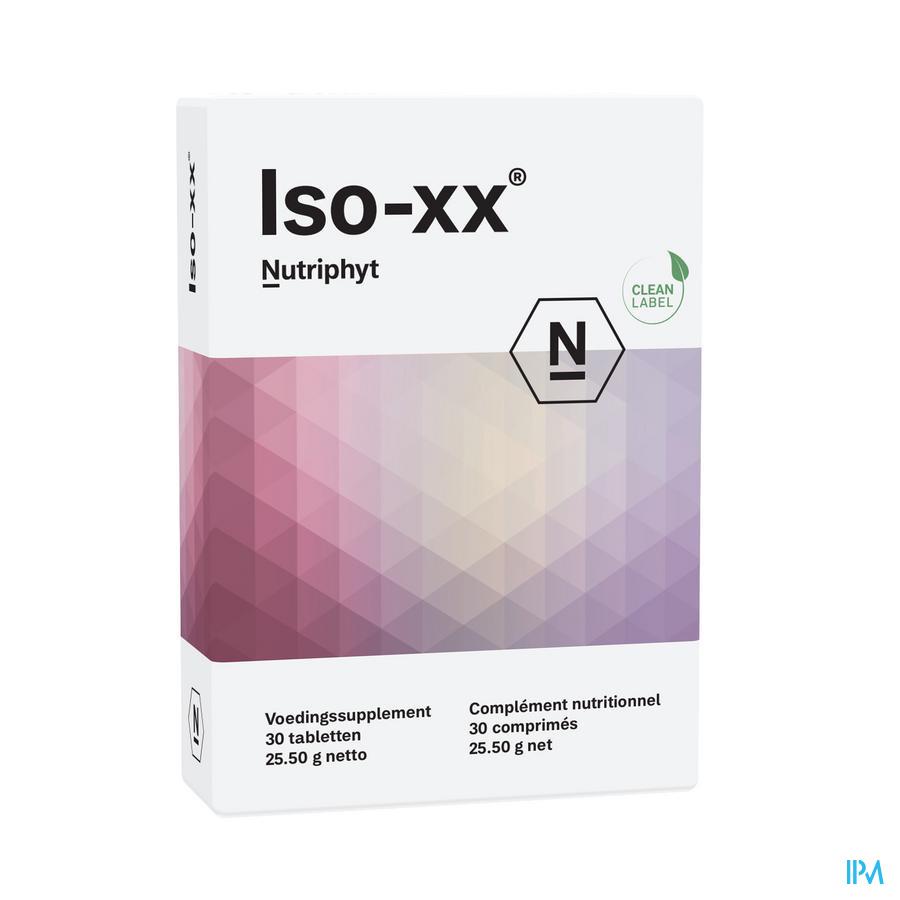 Iso-xx Tabletten 30x1010 mg 038