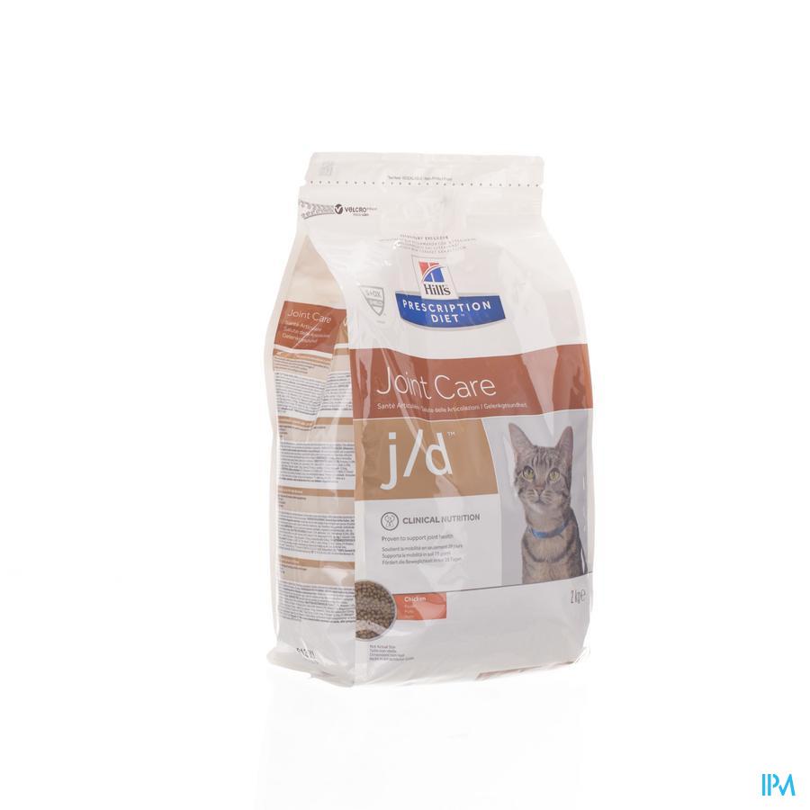 Hills Prescription diet Feline Jd 2kg 6135u