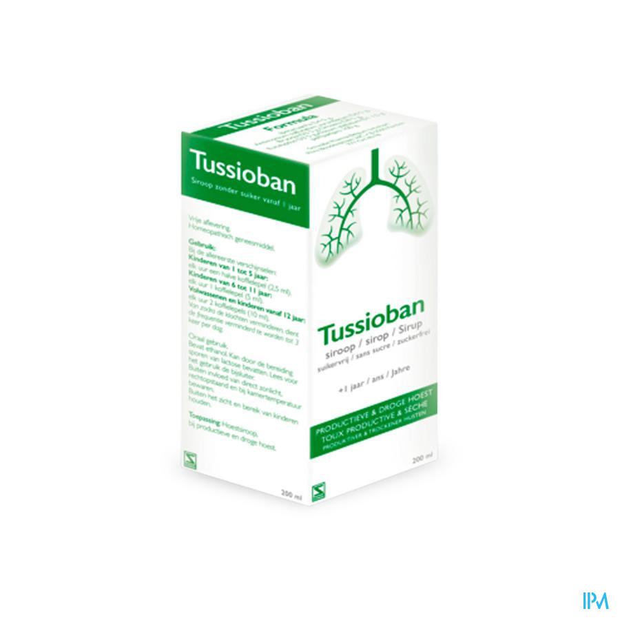 Tussioban Siroop 200ml