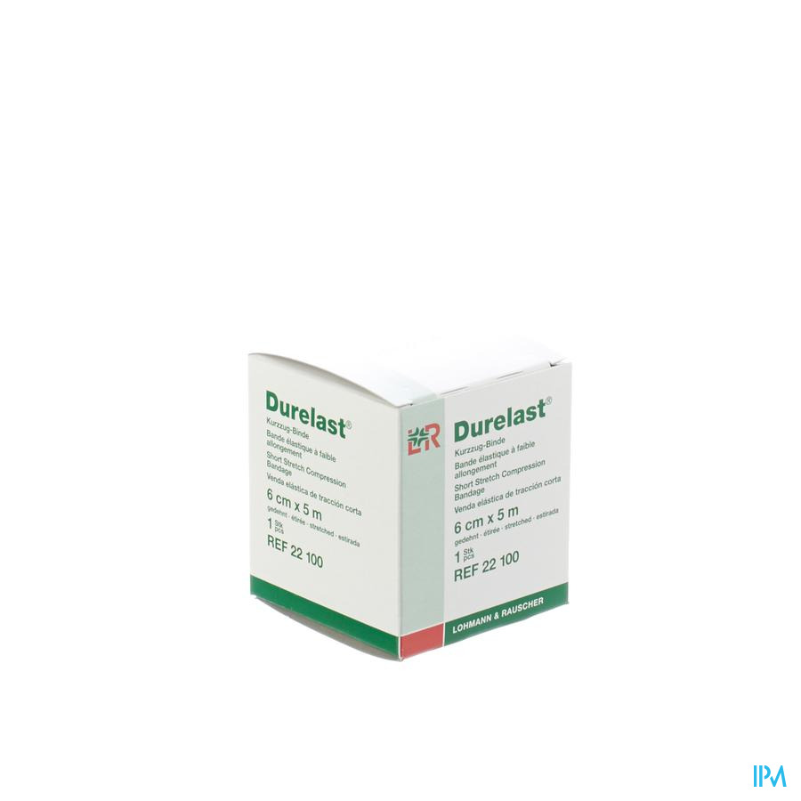 Durelast Bde Elast/comp 6cmx5m