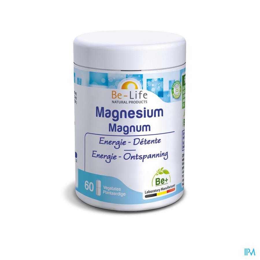 Magnesium Magnum 60g
