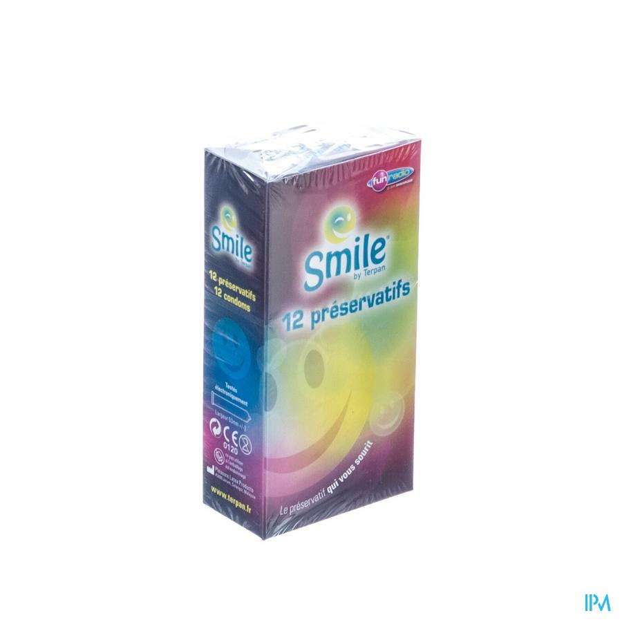 Smile Sourire Condooms 12