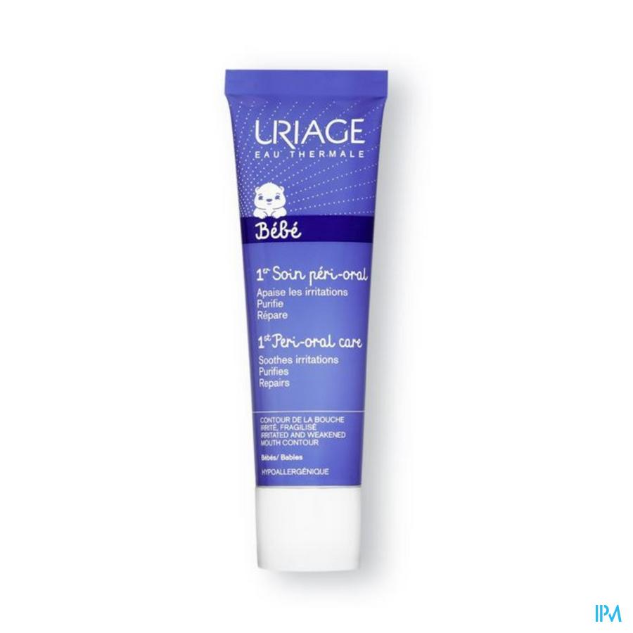 Uriage 1er Soin Peri Oral Creme 30ml