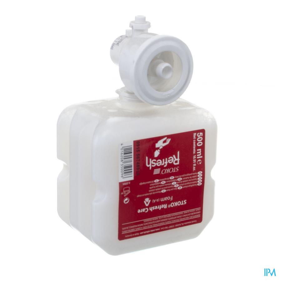 Stoko Refresh Care Foam 500ml (4-a)