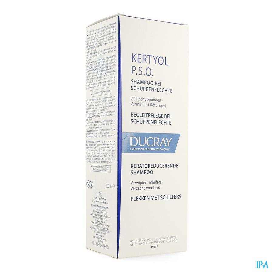 Ducray Kertyol Pso Shampoo Verzorgende 200ml