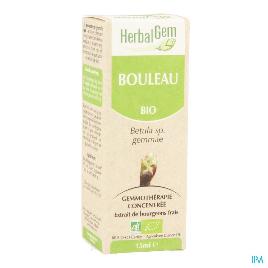 Herbalgem Bouleau Macerat 15ml