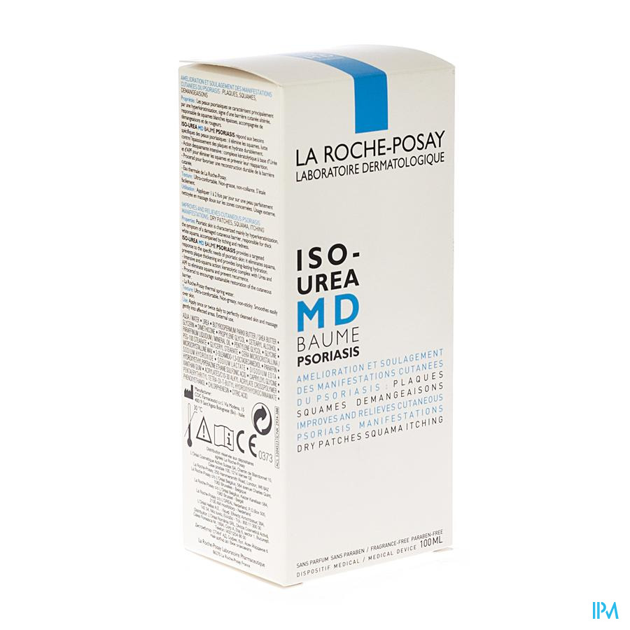 Lrp Iso Urea Md Baume Psoriasis 100ml