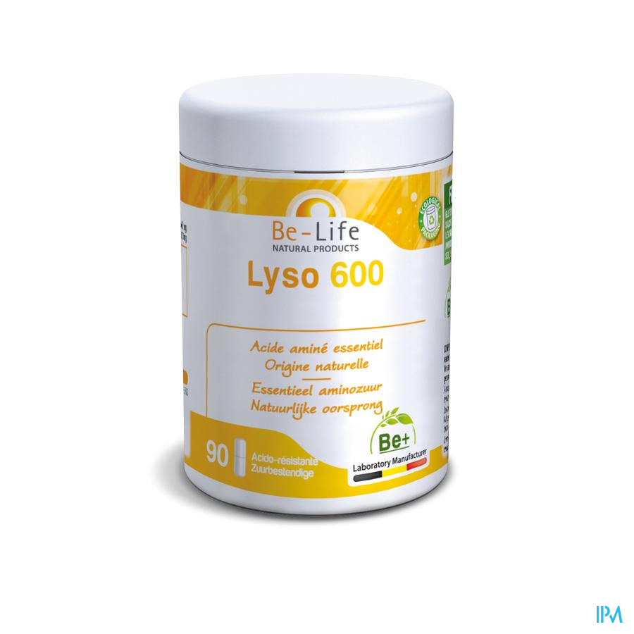 Lyso 600mg