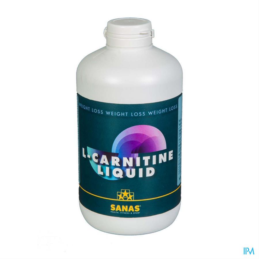 Sanas l-carnitine Liquid 1l