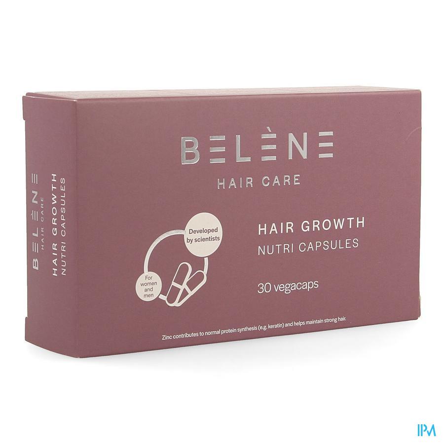Belene Hair Growth Nutri Caps 30