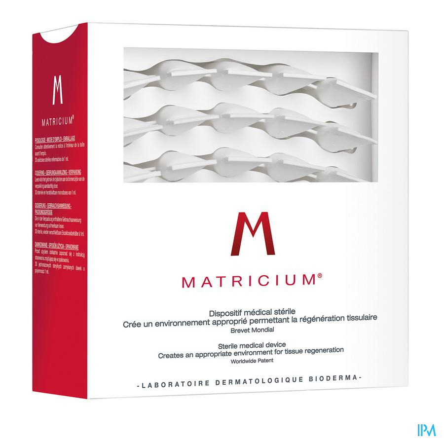 Bioderma Matricium Coffret de 30 doses 1ML