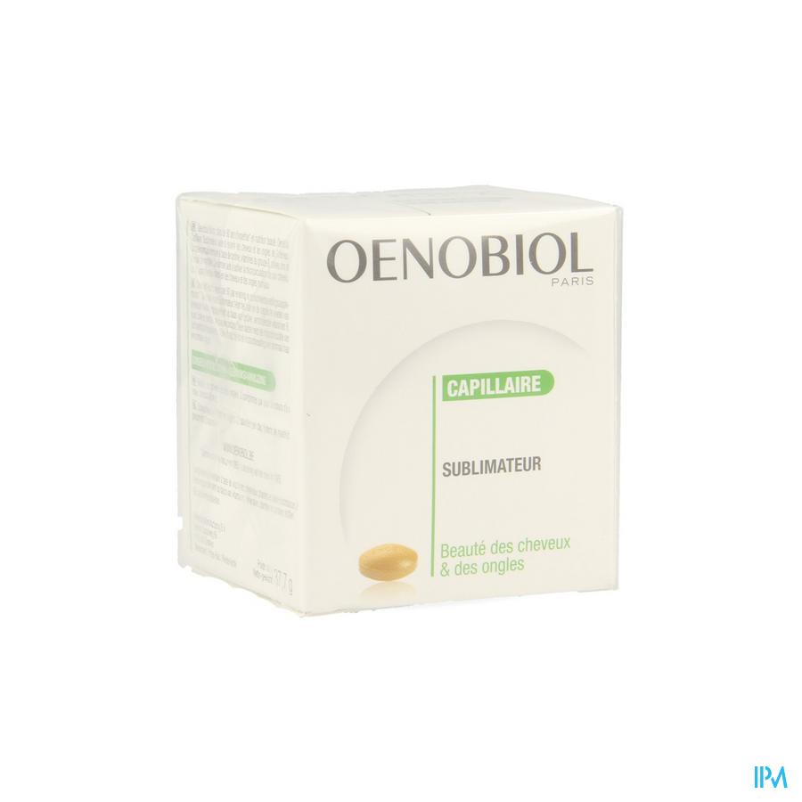 Oenobiol Capillaire Sublimateur Softcaps 60