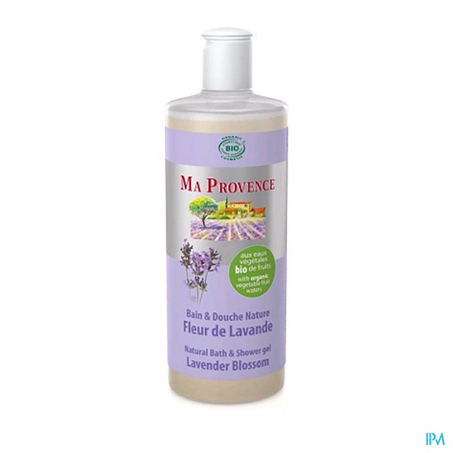 Ma Provence Douche Lavendel Bio 500ml