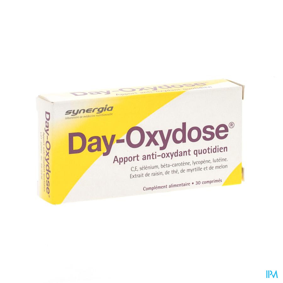 Day-oxydose Comprimés 30