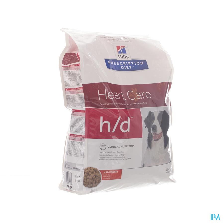 Hills Prescrip.diet Canine Hd 5kg 4357m