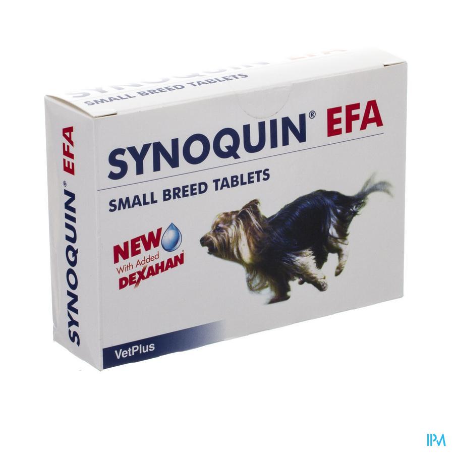 Synoquin Efa Small Breed Comp 3x30