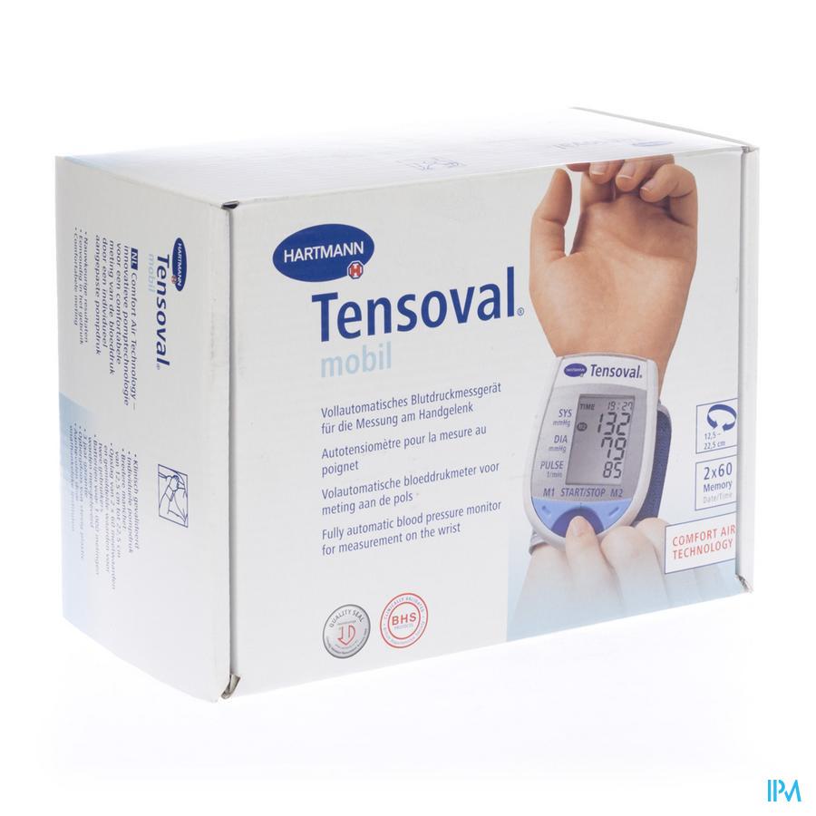 TENSOVAL MOBIL IV BLOEDDRUKMETER           9001010