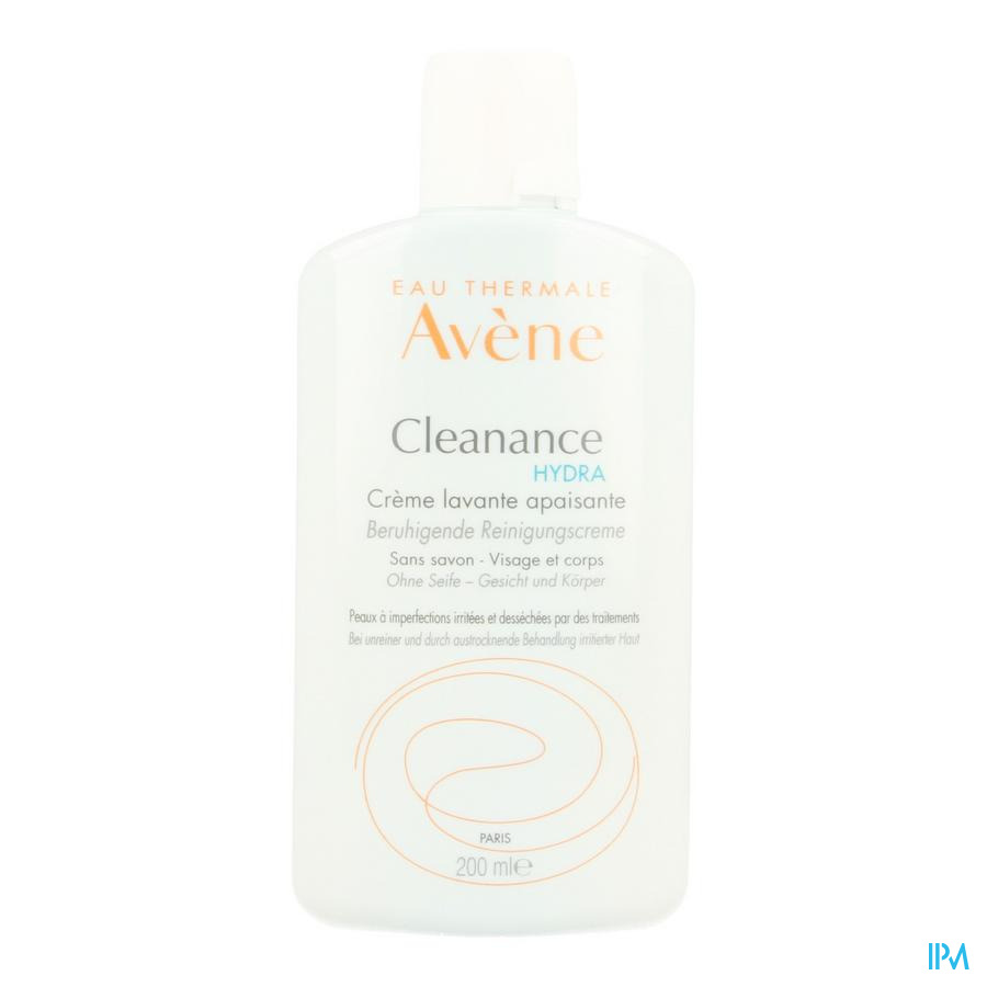 Avene Cleanance Hydra Cr Lavante Apaisante 200ml